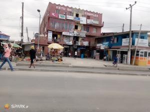 Office Space Commercial Property for sale A Long Ikorodu Road Ketu Lagos Ikosi-Ketu Kosofe/Ikosi Lagos