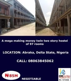 10 bedroom Commercial Property for sale Abraka Delta state Nigeria Ethiope East Delta