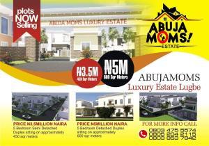 5 bedroom Mixed   Use Land Land for sale Before new Amac Market, Sabon lugbe east Abuja Lugbe Abuja