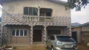 1 bedroom mini flat  Mini flat Flat / Apartment for rent 61 Lamina Street Off Liasu Road council Egbe/Idimu Lagos