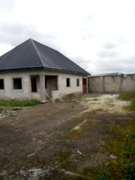 2 bedroom Warehouse Commercial Property for rent Army range, very close to the major road Eneka Port Harcourt Rivers