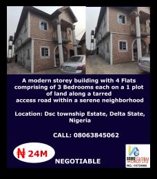 10 bedroom Detached Duplex House for sale Dsc township Estate,  Warri Delta