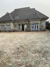 2 bedroom Detached Bungalow House for sale   Opposite wazobia FM off East west Rd Rumuosi East West Road Port Harcourt Rivers