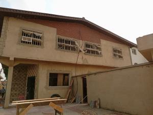2 bedroom Semi Detached Duplex House for rent Ogundele Ifako-gbagada Gbagada Lagos