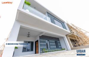 3 bedroom Terraced Duplex House for sale Lekki scheme 2, lagos business school Abraham adesanya estate Ajah Lagos