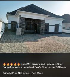3 bedroom Detached Bungalow for sale Thomas Thomas estate Ajah Lagos