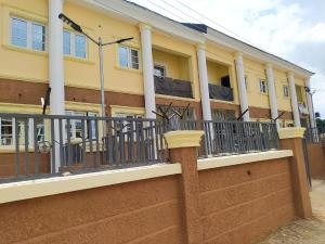 3 bedroom Terraced Duplex House for rent After Berger Clinic Life Camp Abuja