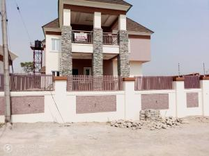 4 bedroom Detached Duplex House for sale  Kingstown estate.by Godab  Life Camp Abuja
