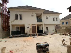 4 bedroom Semi Detached Duplex House for sale Nwelle Millenuim/UPS Gbagada Lagos