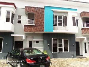 4 bedroom Terraced Duplex House for rent Sandworth Estate, Jericho Villa area, Abraham Adesanya area Ajiwe Ajah Lagos