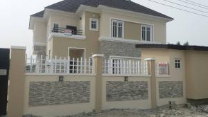 House for sale Close To Mobil Estate Lekki Phase 2 Lekki Lagos
