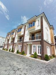 4 bedroom Terraced Duplex House for rent Lekki phase 1 Lekki Phase 1 Lekki Lagos
