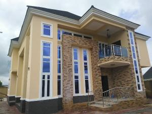 5 bedroom Detached Duplex House for sale Refiners Estate, Emene by CBN Solar Estate. Enugu Enugu