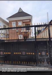 1 bedroom Mini flat for rent Lbs Canaan Estate Ajah Lagos