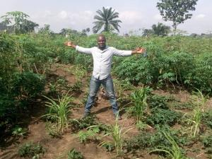 Mixed   Use Land Land for sale Habitat hotel close, Rumualogu, choba. Port Harcourt Rivers state.  Obia-Akpor Port Harcourt Rivers