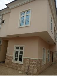 4 bedroom Semi Detached Duplex House for rent Same Global Estate Dakwo Abuja