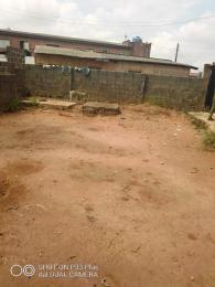 Residential Land Land for sale Saliu Street behind first Bank igando  Igando Ikotun/Igando Lagos