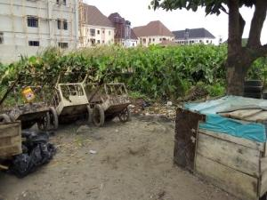 Residential Land Land for sale Onyebuchi avenue, ago bridge, ago place way Ago palace Okota Lagos