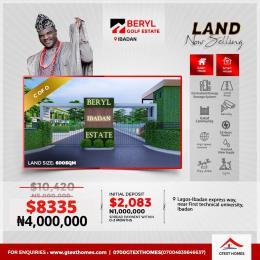 Land for sale Ibadan Oyo