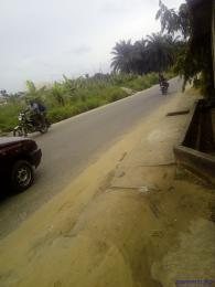 Land for sale 63B essien road. Ikot Ekpene Akwa Ibom