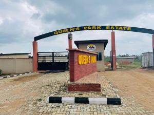 Residential Land for sale Queens Park Estate, Mowe Ofada Mowe Obafemi Owode Ogun