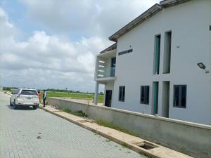 Residential Land Land for sale Westwood Park Estate phase 2 Monastery road Sangotedo Lagos