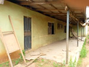 Mixed   Use Land Land for sale Less than 50 meters from the main road Yakoyo/Alagbole Ojodu Lagos