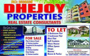 Land for sale 7 Idi Aba Abeokuta Ogun