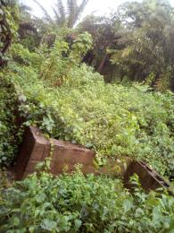 Residential Land Land for sale A plot of land with uncompleted structure at aba igbagbo area olorundaba Ibadan Olorunda Lagelu Oyo