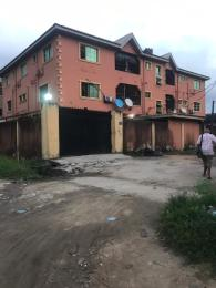 Semi Detached Duplex House for sale Trimnell Street by Brown Road  Aguda Surulere Lagos