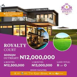 Serviced Residential Land for sale Behind Amac Market, Royal County Estate, Lugbe Abuja