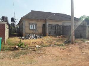 2 bedroom Semi Detached Bungalow House for sale SIL ESTATE MBORA. JUST BEFORE NIZAMIYE HOSPITAL Nbora Abuja