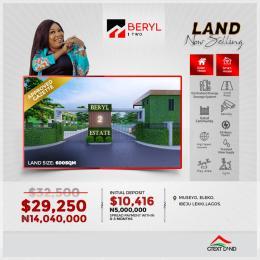Serviced Residential Land for sale Eleko Ibeju-Lekki Lagos