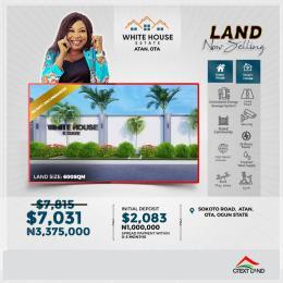 Serviced Residential Land for sale Ado Odo/Ota Ogun