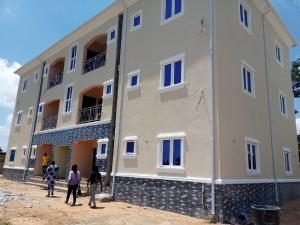 2 bedroom Blocks of Flats House for rent Kapwa, Lugbe FHA close the main road Lugbe Abuja