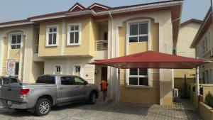 4 bedroom House for sale Bourdillon Court Estate chevron Lekki Lagos