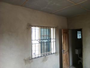 1 bedroom mini flat  Self Contain Flat / Apartment for rent Macaulay Igbogbo Ikorodu Lagos
