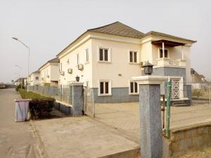 6 bedroom Detached Duplex House for sale canaan estate after godab estate and brain n hammers estate Life Camp Abuja