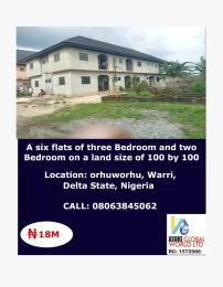 House for sale Orhuwhorun ,warri Delta state Nigeria Udu Delta