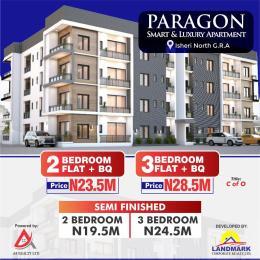 2 bedroom House for sale Channels Tv Isheri Egbe/Idimu Lagos
