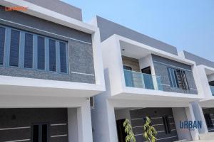 4 bedroom Terraced Duplex House for sale Urban Prime Estate ( Abraham Adesanya Road) Ogombo Ajah Lagos