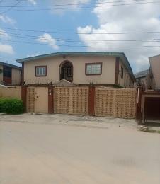 5 bedroom House for sale Bayo Oyewale Street Ago palace Okota Lagos