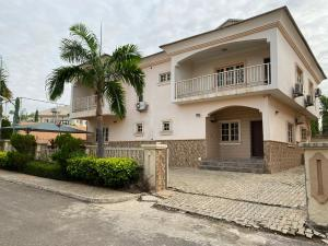 4 bedroom Detached Duplex House for sale Utako Abuja