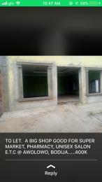 Shop Commercial Property for rent Awolowo area,New Bodija Bodija Ibadan Oyo