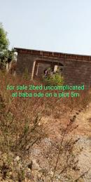 2 bedroom Detached Bungalow House for sale Baba ode layout, new Gra behind friends eatery along offa garage rd Ilorin Kwara