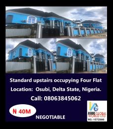 Detached Duplex House for sale Osubi Warri Delta