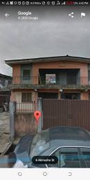 House for sale Akinoso street charity oshodi Oshodi Lagos
