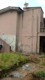 Blocks of Flats House for sale Otunba Bamidele street off Bakare bus stop  Igando Ikotun/Igando Lagos