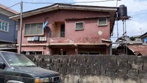 Blocks of Flats House for sale Ikpoh street, ikate Lawanson Surulere Lagos