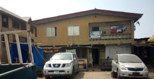 Blocks of Flats House for sale YAYA CRESCENT OLODI APAPA WEMA AREA Olodi Apapa Apapa Lagos
